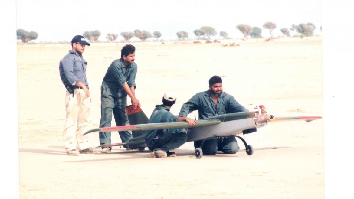 UAV TECHNOLOGY DEMONSTRATOR PROGRAM